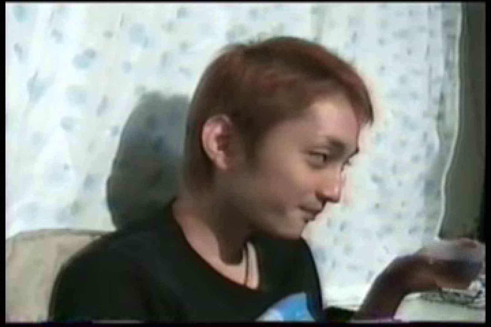 【流出】アイドルを目指したジャニ系イケメンの過去 射精 ゲイエロビデオ画像 61枚 32
