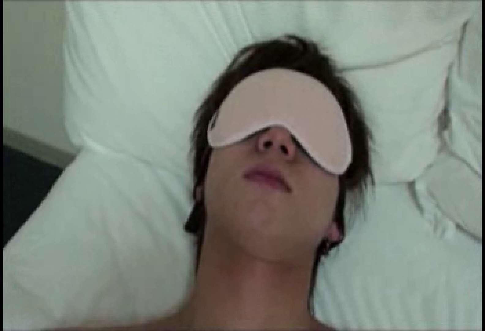 アイマスクでおもいっきり性感帯!!vol.05 ゲイのオナニー映像  71枚 21