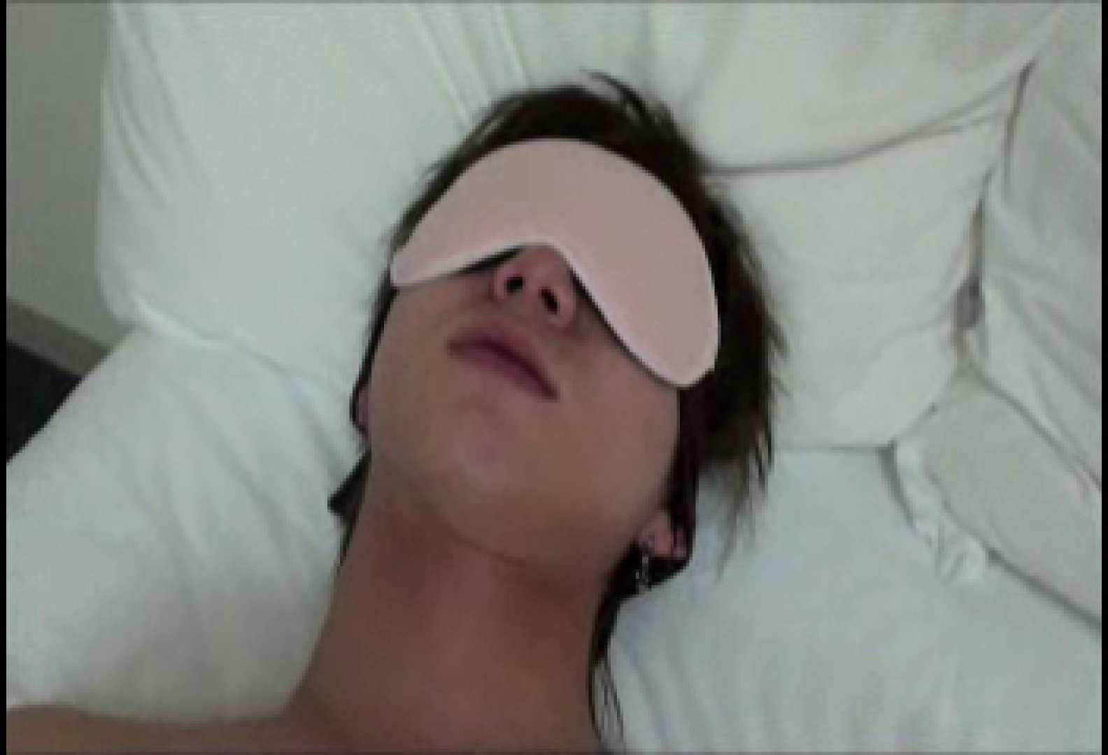 アイマスクでおもいっきり性感帯!!vol.05 アナルで大興奮 男同士画像 71枚 26