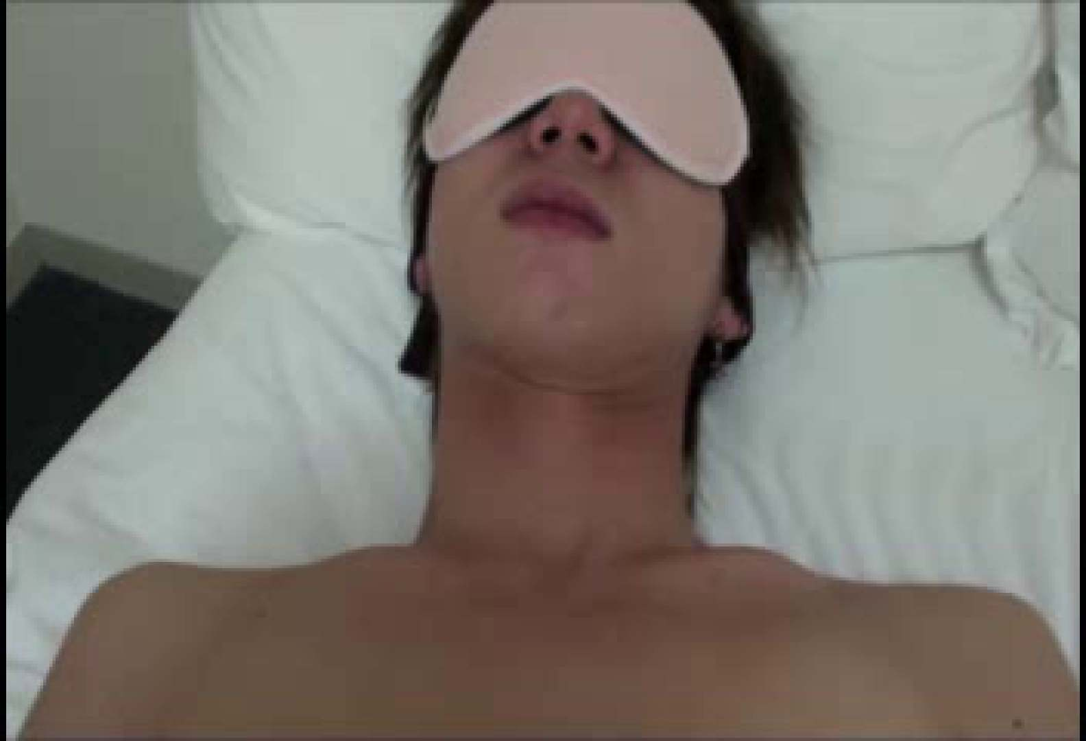 アイマスクでおもいっきり性感帯!!vol.05 ゲイのオナニー映像 | 手コキ  71枚 46