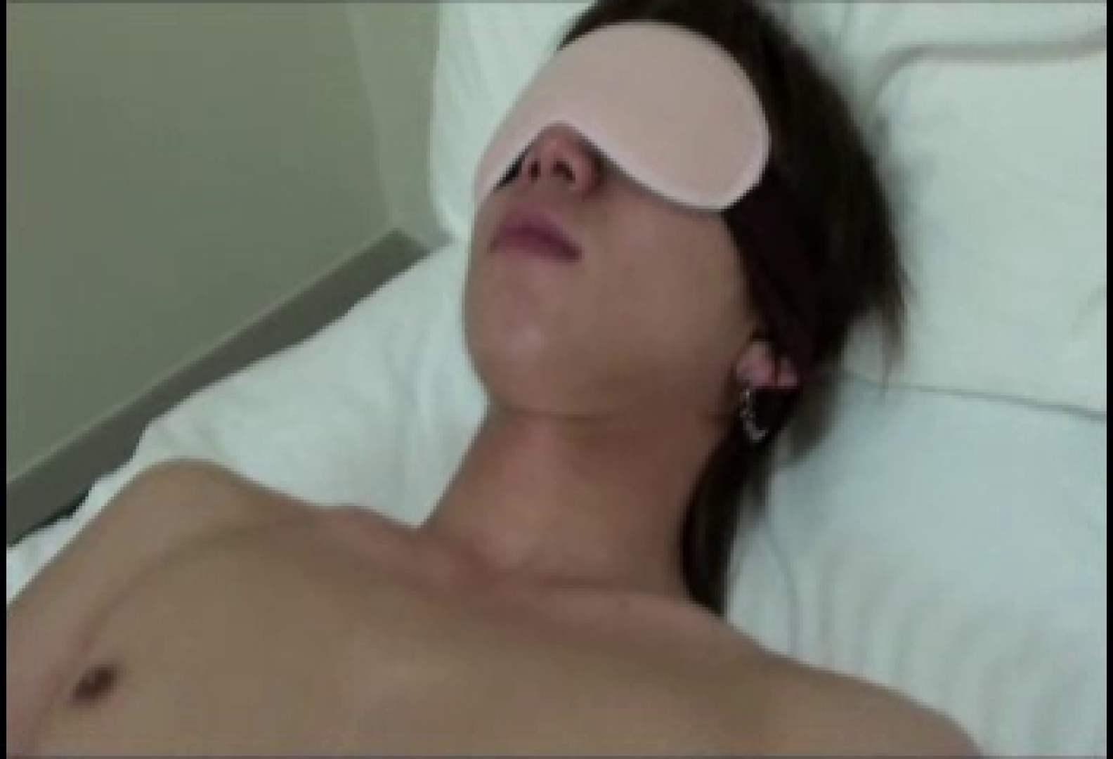 アイマスクでおもいっきり性感帯!!vol.05 アナルで大興奮 男同士画像 71枚 50