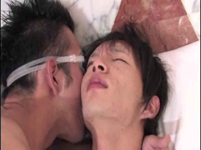 LOVE デカチン対決!! イラマチオ ゲイエロ動画 58枚 11
