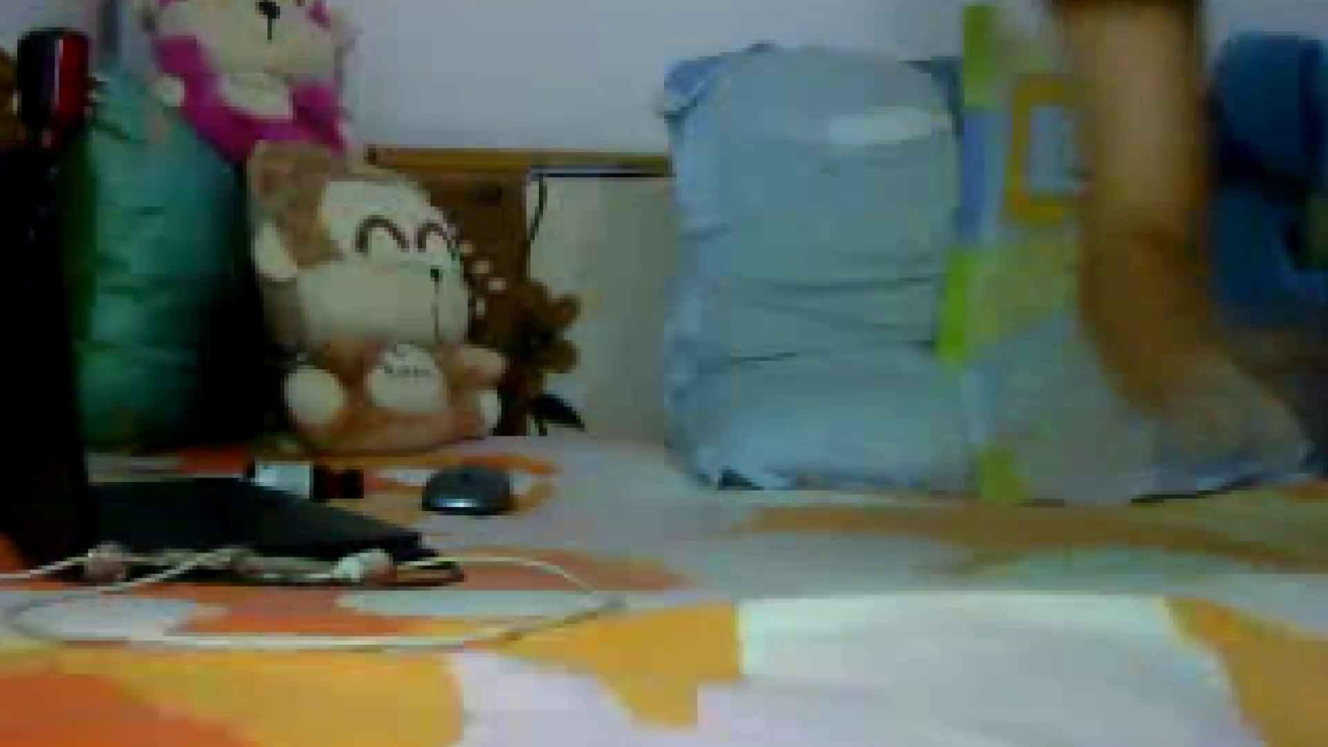 魅せろ!エロチャット!Vol.01 前編 エロ | ゲイのオナニー映像  107枚 91