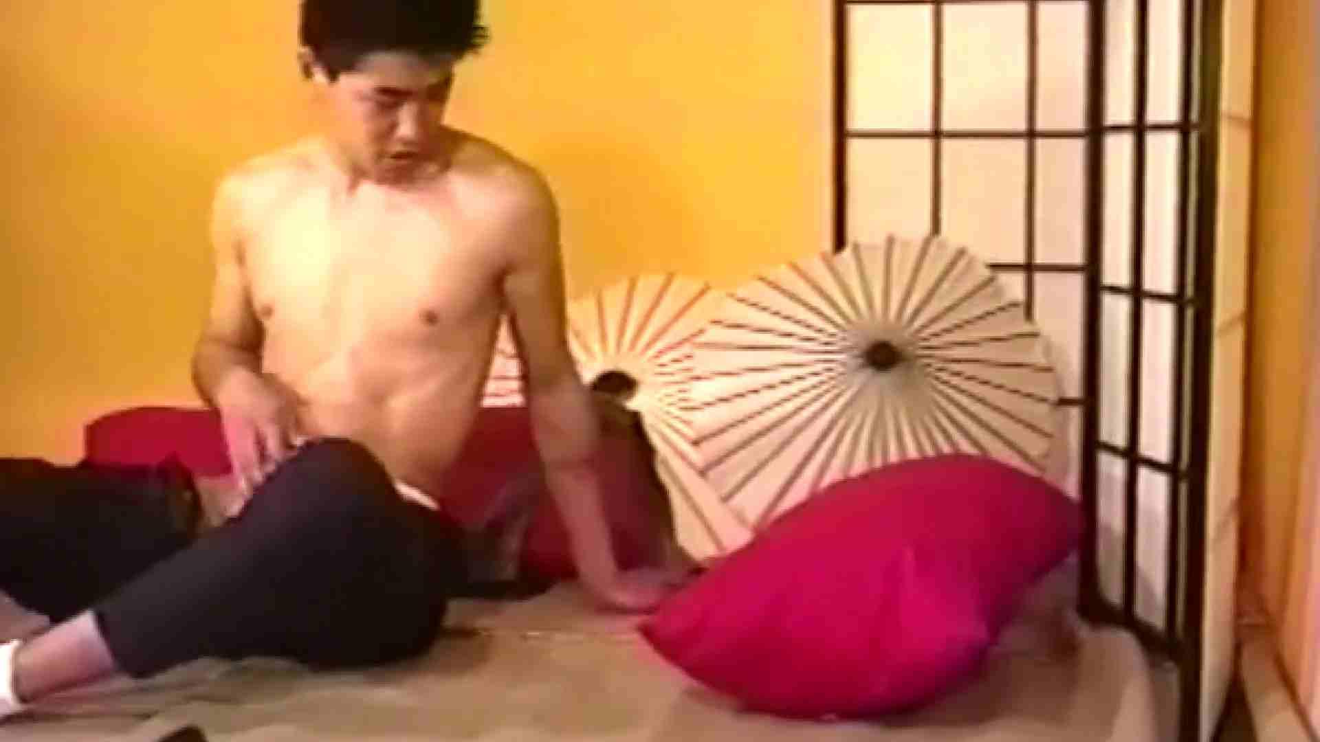 和風のオナニー おもちゃプレイ | ゲイのオナニー映像  100枚 45