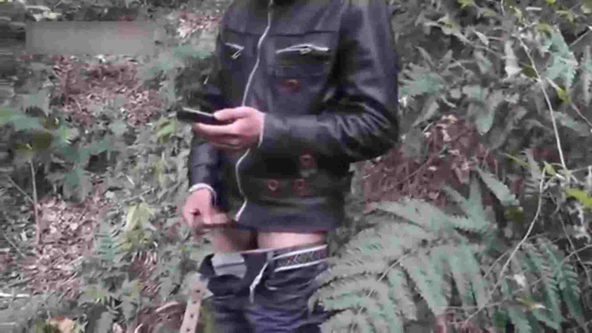 草原の中のオナニー ゲイのオナニー映像  69枚 22