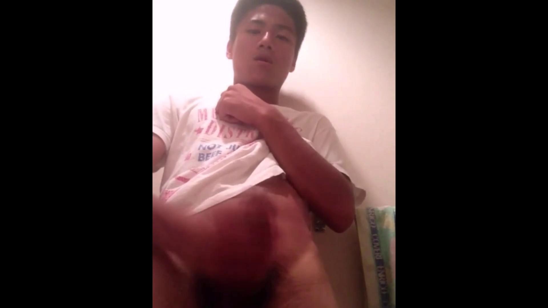 巨根 オナニー塾Vol.15 ゲイのオナニー映像 | ノンケ君達の・・  70枚 57