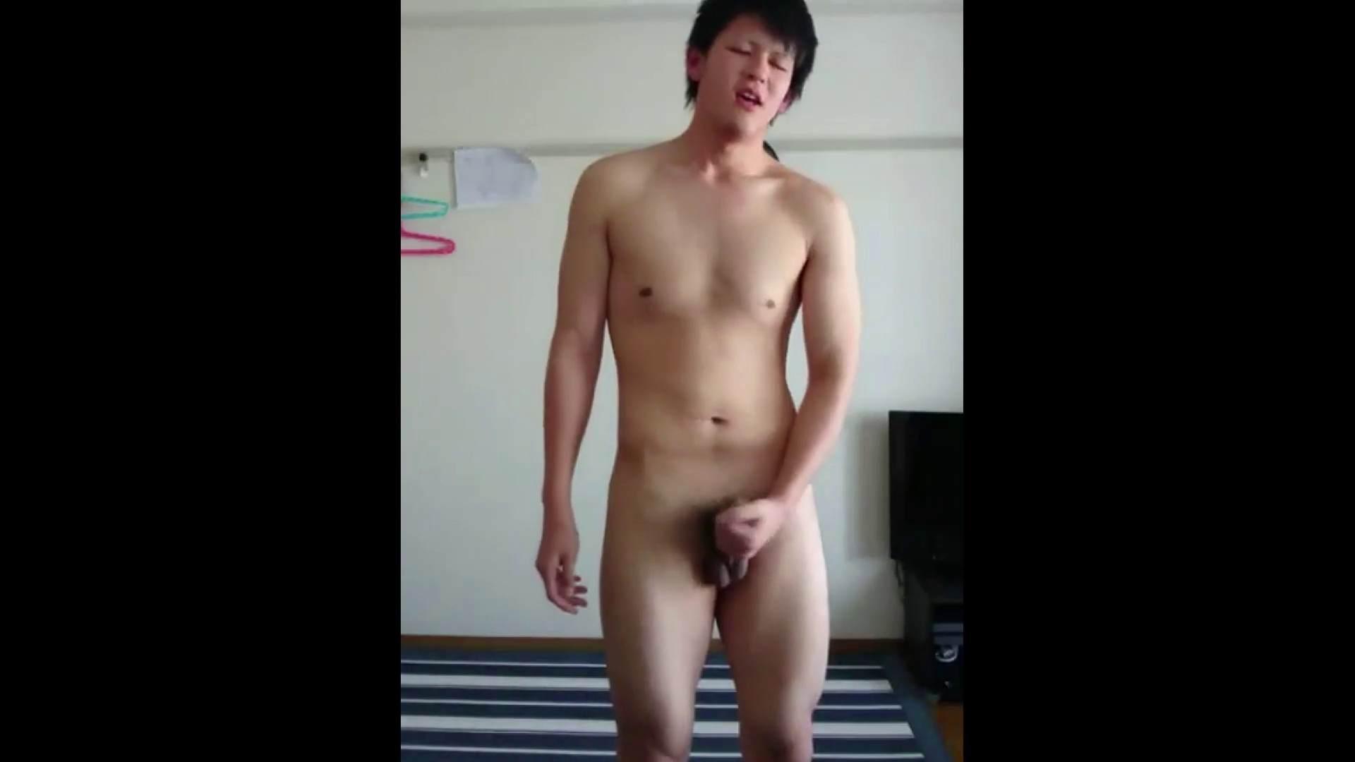 巨根 オナニー塾Vol.29 ゲイのオナニー映像  84枚 36