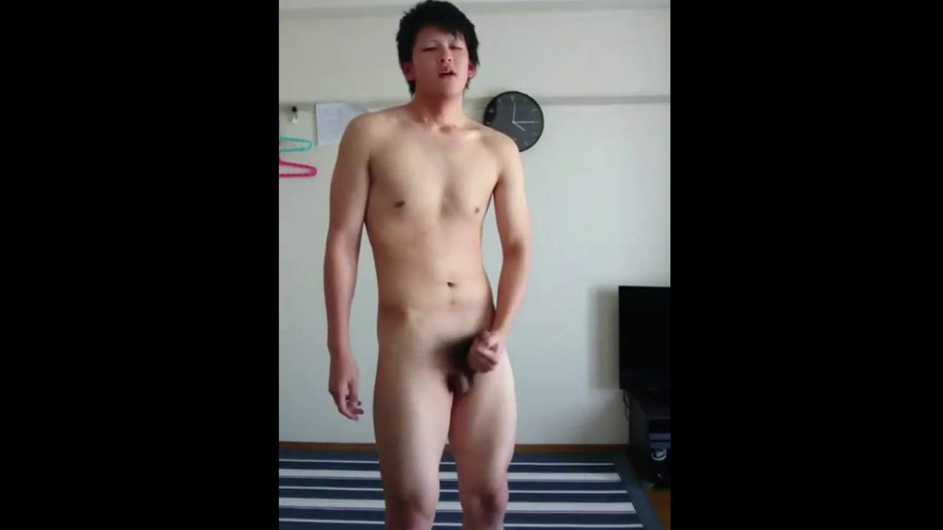 巨根 オナニー塾Vol.29 ゲイのオナニー映像  84枚 38