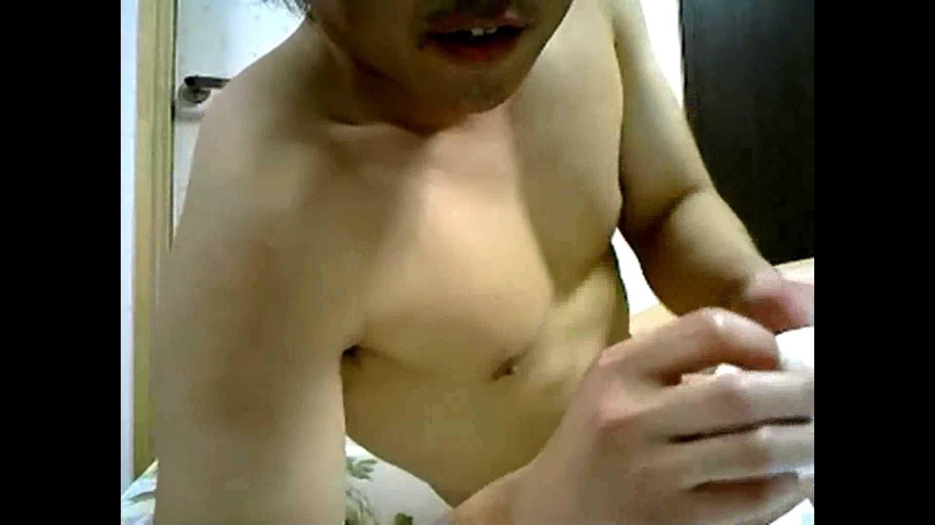 ~厳選!素人イケメン~俺のオナニズムⅡVol.2 後編 ゲイのオナニー映像  75枚 65