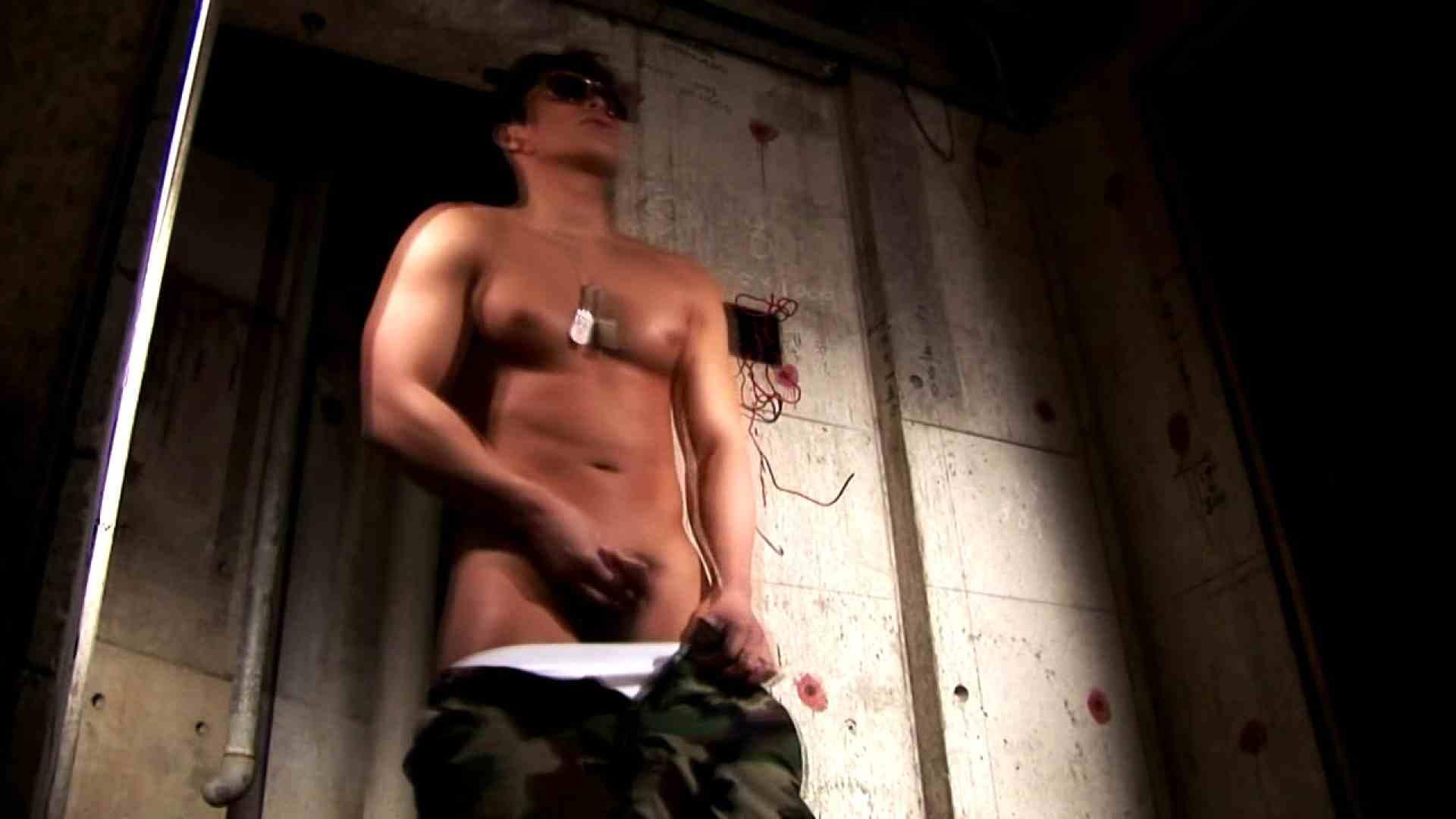 muscle warrior ~男根肉弾戦~01 ゲイのオナニー映像 しりまんこ画像 110枚 80