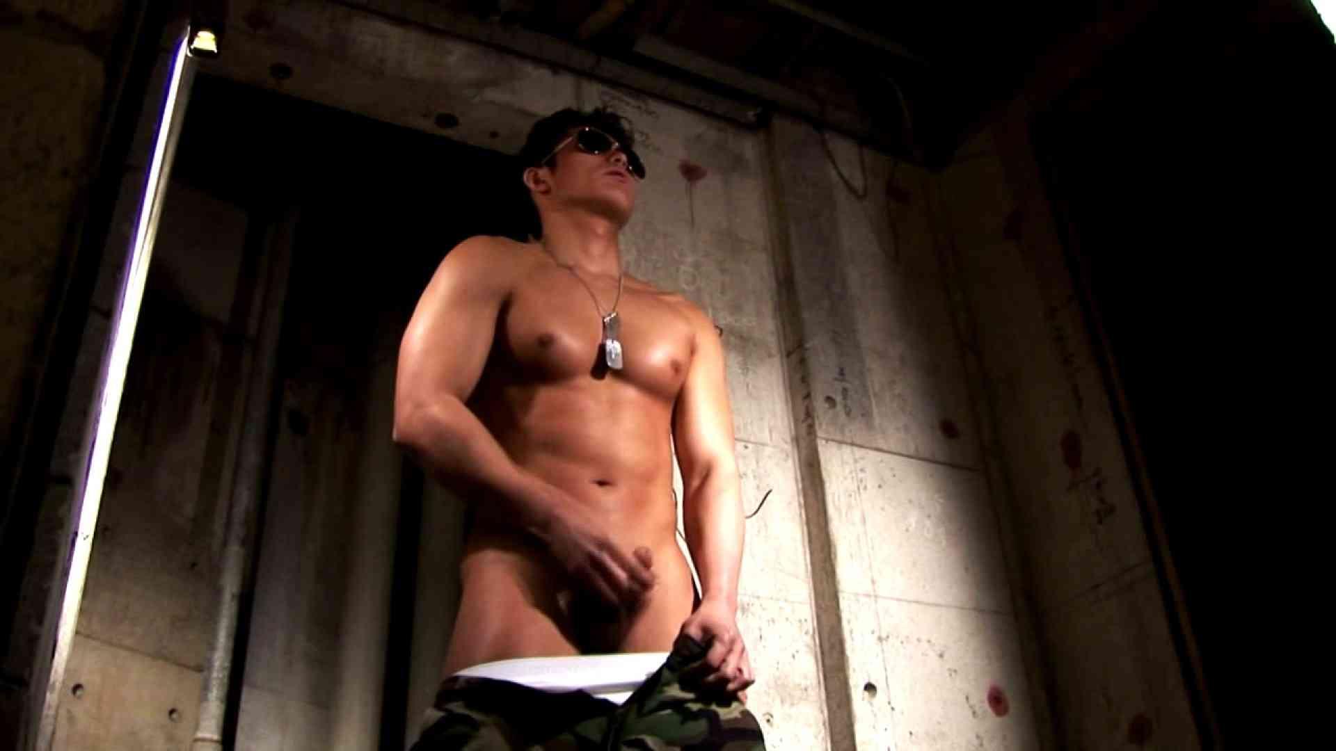 muscle warrior ~男根肉弾戦~01 ゲイのオナニー映像 しりまんこ画像 110枚 86