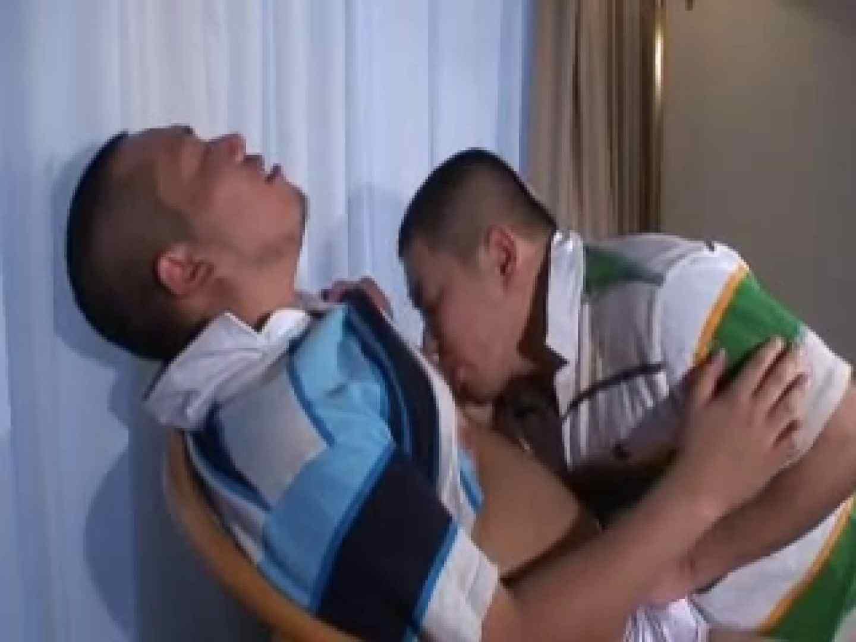 青年ラガーマンの愛するSEX アナルで大興奮 ゲイヌード画像 56枚 47