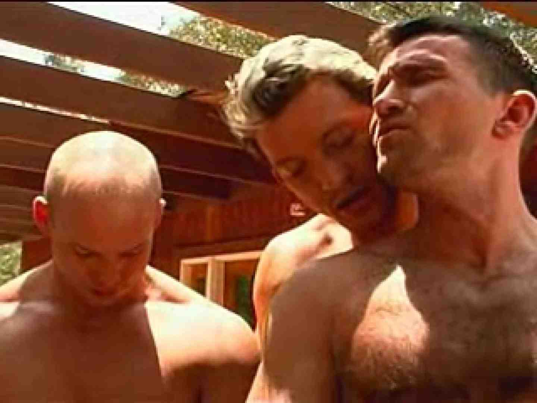 外人さの野外超乱交パーティー ゲイのプレイ ゲイエロ画像 99枚 8