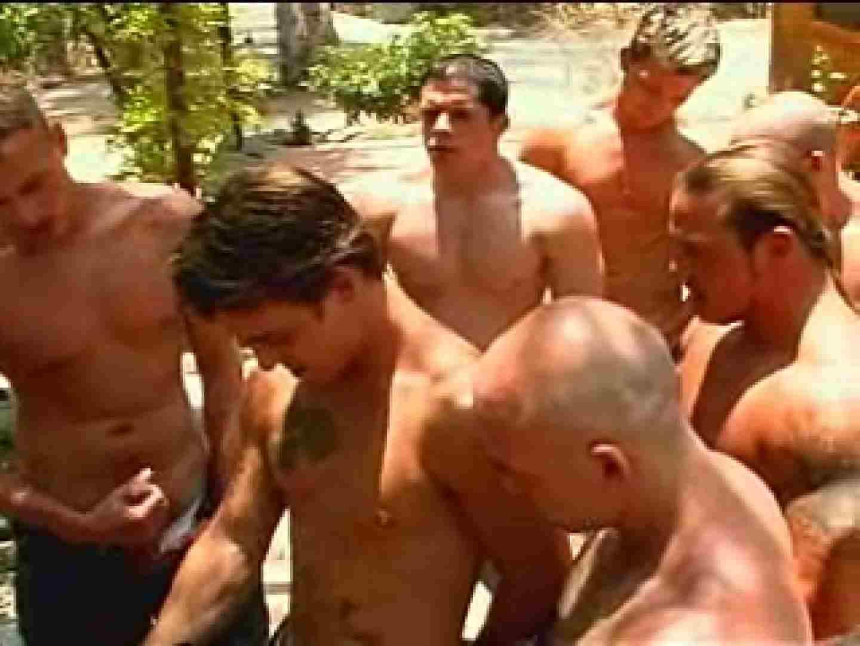 外人さの野外超乱交パーティー ゲイのプレイ ゲイエロ画像 99枚 62