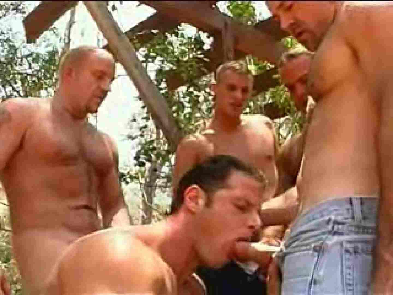 外人さの野外超乱交パーティー ゲイのプレイ ゲイエロ画像 99枚 80