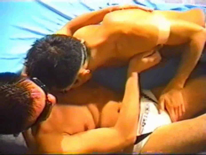 競パンゴーグルマッチョ対決!! 男祭り しりまんこ画像 94枚 26