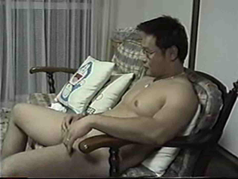 ガチムチマッチョの記録VOL.5 ゲイのオナニー映像  72枚 16
