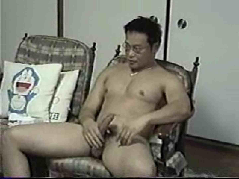 ガチムチマッチョの記録VOL.5 ゲイのオナニー映像  72枚 64