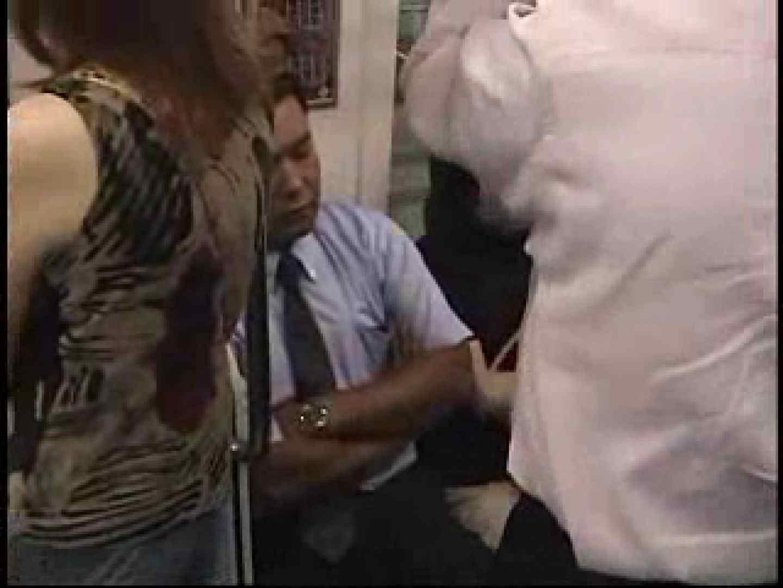 電車内でリーマンの股間撮影 スーツ  72枚 32