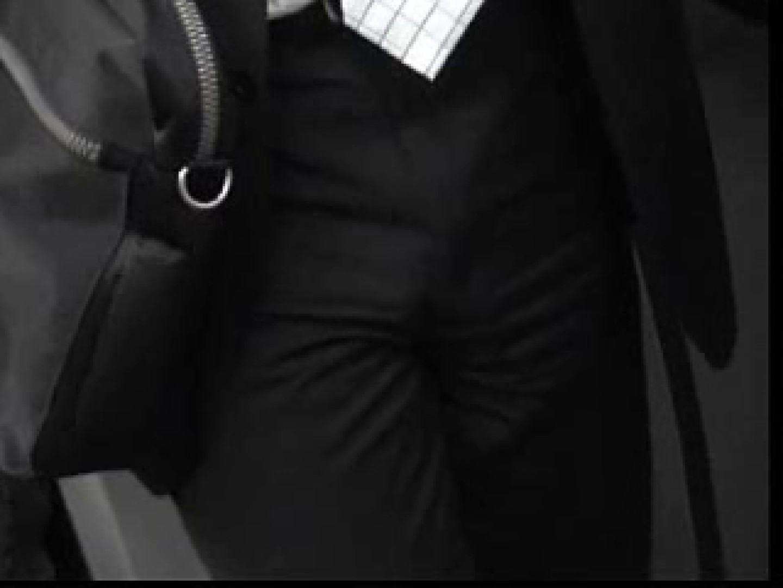 電車内でリーマンの股間撮影 スーツ  72枚 54