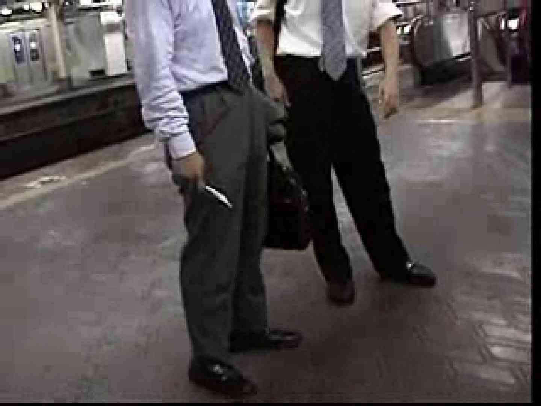 電車内でリーマンの股間撮影 スーツ | 車内  72枚 59