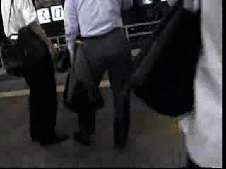 電車内でリーマンの股間撮影 スーツ | 車内  72枚 61