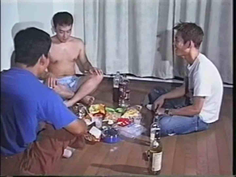 俺たち全裸で宅飲み! !何やってんネン フェラ天国 | シコシコ  77枚 22