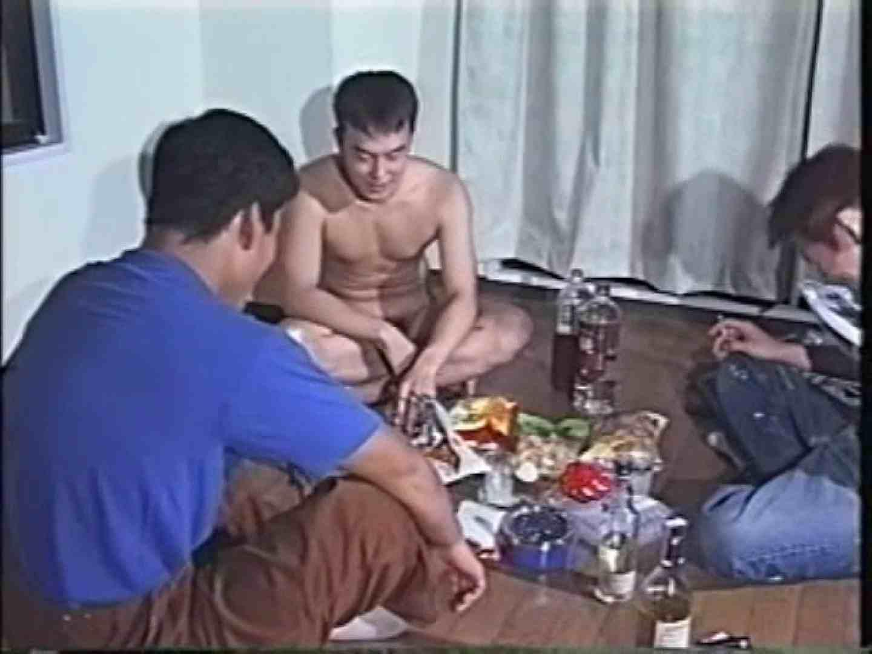 俺たち全裸で宅飲み! !何やってんネン ゲイの裸 ゲイエロ画像 77枚 26