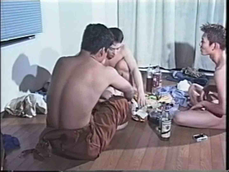 俺たち全裸で宅飲み! !何やってんネン フェラ天国 | シコシコ  77枚 43