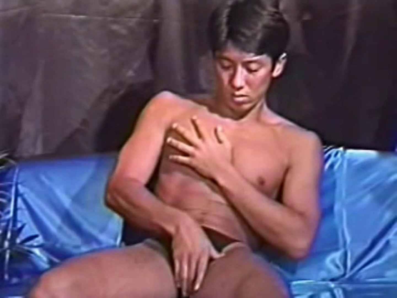 マッチョマンの性事情VOL.2 ゲイのオナニー映像 ゲイ射精シーン 72枚 37