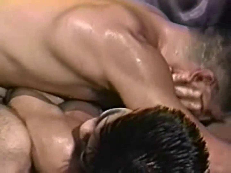 マッチョマンの性事情VOL.2 ゲイのオナニー映像 ゲイ射精シーン 72枚 57