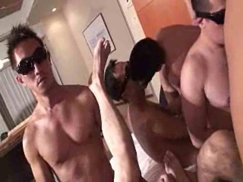 ♂だらけの大乱交祭り!! ゲイのプレイ | ゲイのオナニー映像  73枚 55