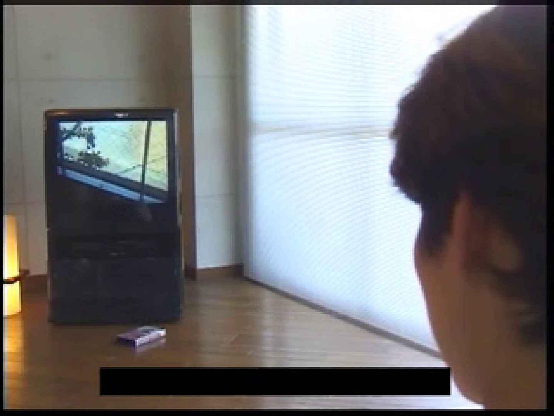 ビデオを見てオナニー中! ! ビデオの男優さんが現れた 顔射シーン  76枚 24
