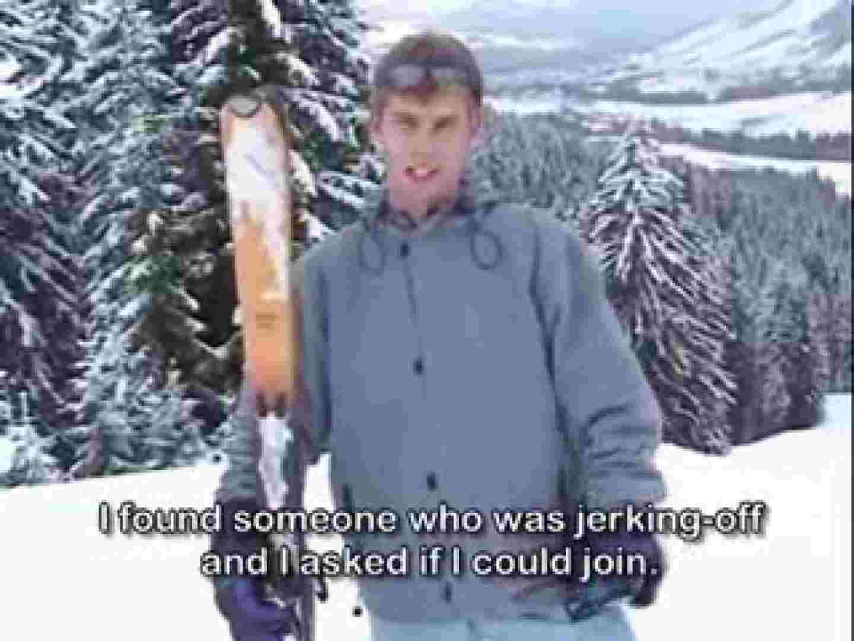 白人さん! ! 冬の山頂ロッジで ファックファック 白人  99枚 24
