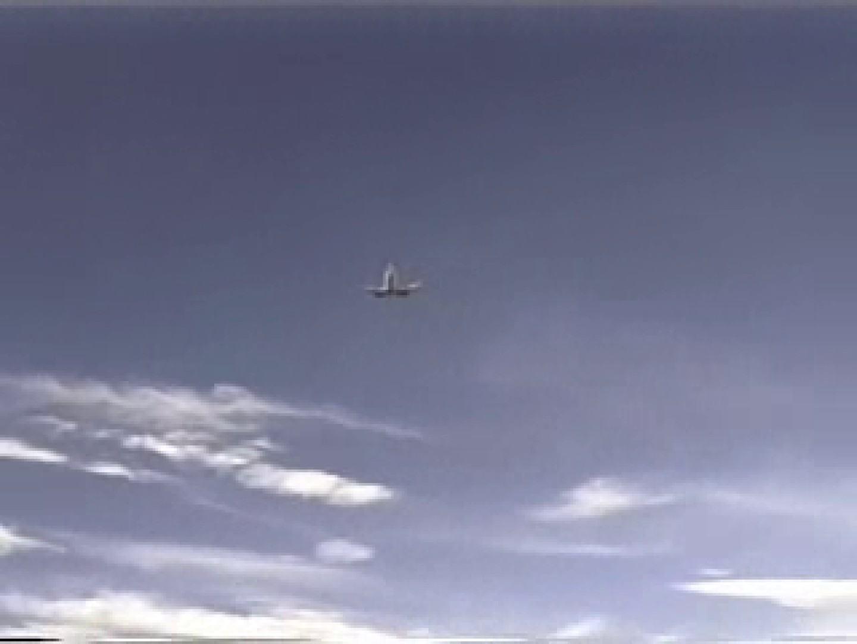 晴天の青空の下、空き地でSEX! ゲイの裸  86枚 16