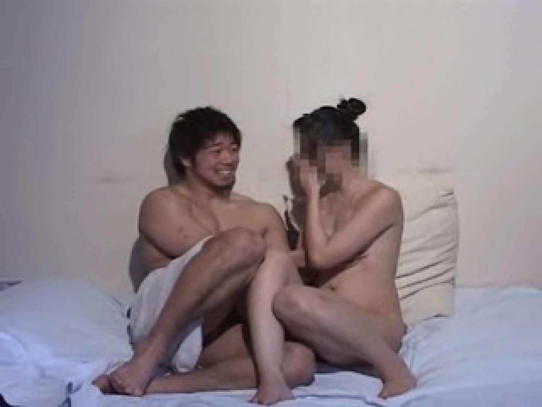 イケメンマッチョ女を制す!VOL.3 体育会系のゲイ達 おちんちん画像 97枚 34