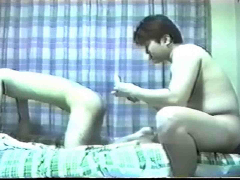 凸凹ゲイカップルLOVE×2ファック アナルで大興奮 ゲイ無修正画像 80枚 13