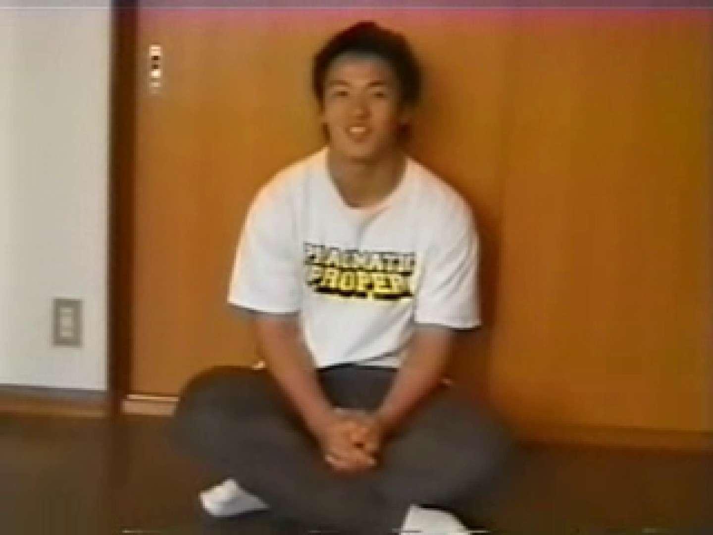 少し幼いスポーツ会系 自慰行為ショー ゲイのオナニー映像 Guyエロ画像 80枚 3