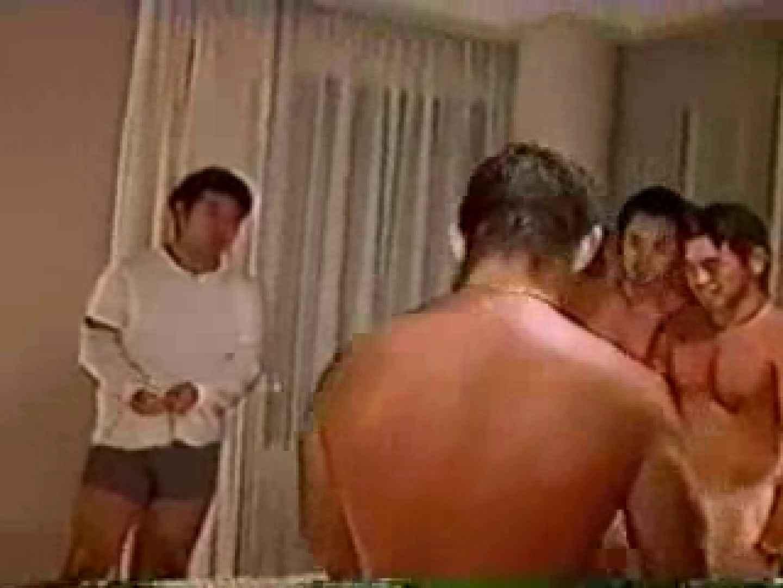 パワフルガイ伝説!肉体派な男達VOL.6(集団オナニー編) ゲイのオナニー映像 | 体育会系のゲイ達  85枚 1