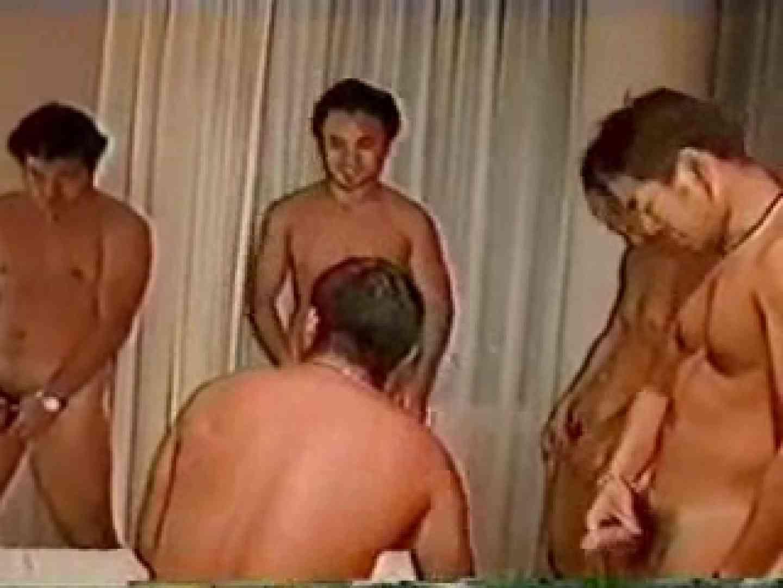 パワフルガイ伝説!肉体派な男達VOL.6(集団オナニー編) ゲイのオナニー映像 | 体育会系のゲイ達  85枚 36