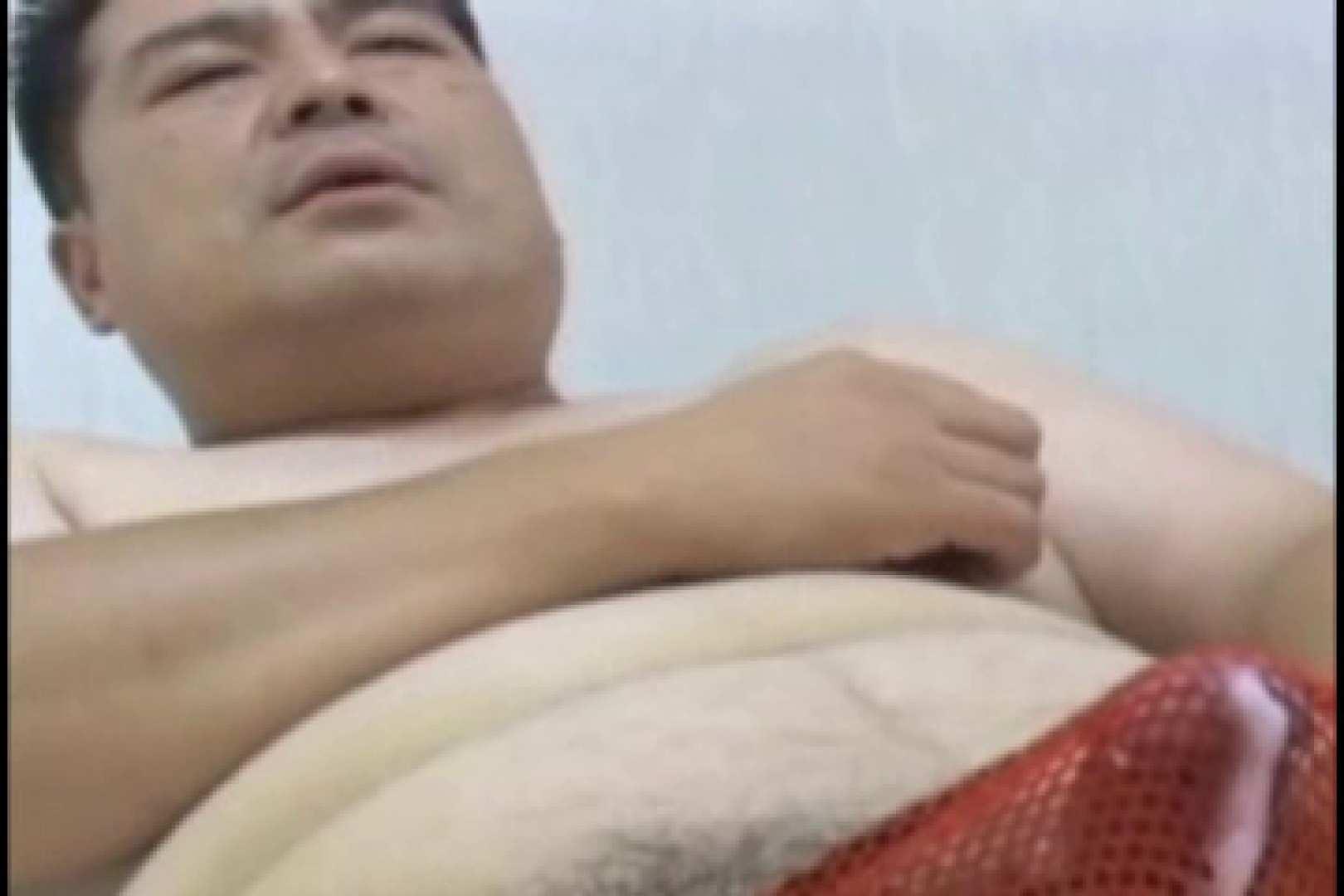 うだつが上がらんホモ旦那 ゲイのオナニー映像 | デブ  102枚 89