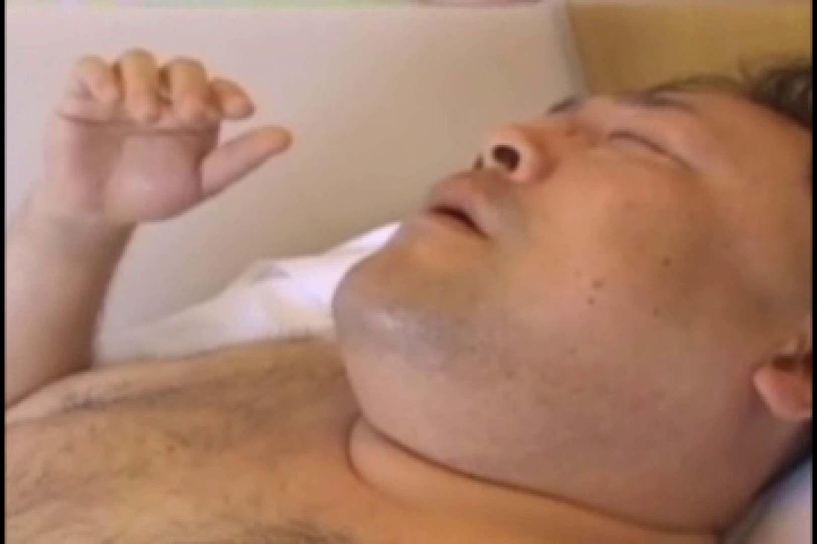 中年旦那の発情記 ゲイのオナニー映像  99枚 18