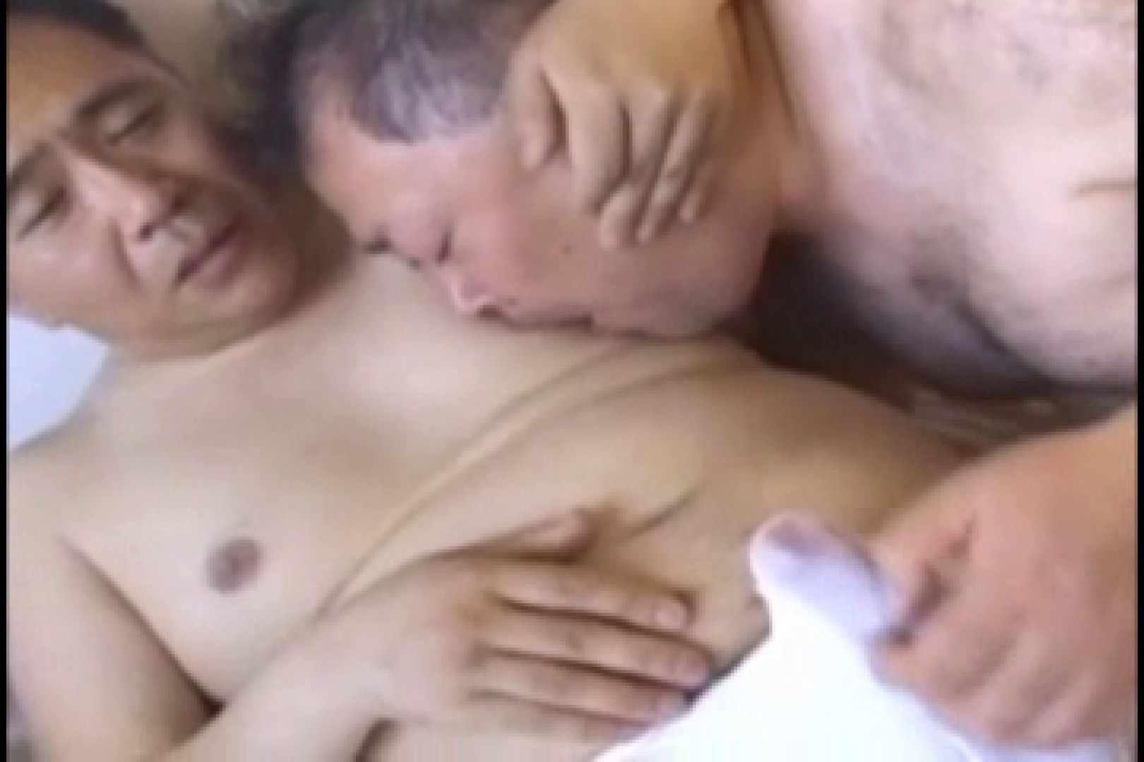 中年旦那の発情記 ゲイのオナニー映像  99枚 42