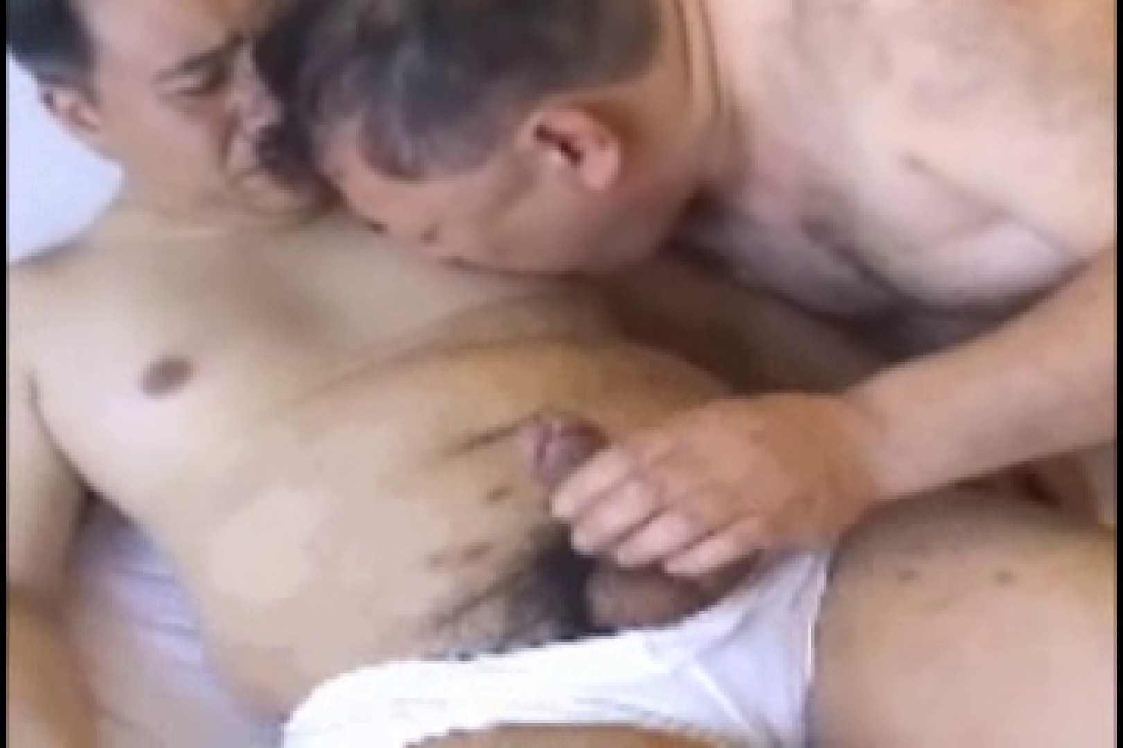 中年旦那の発情記 ゲイのオナニー映像   中年おじさん  99枚 49