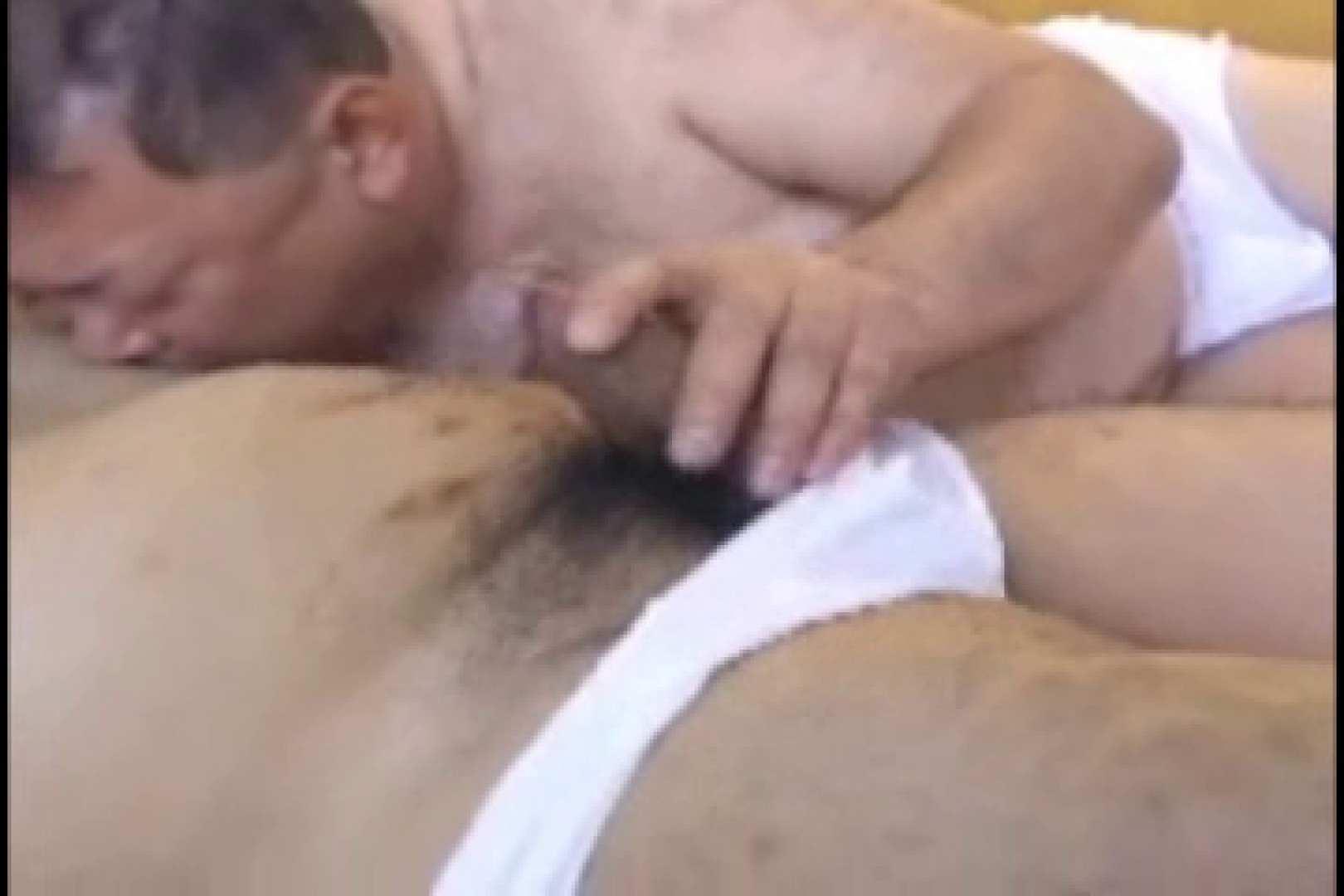 中年旦那の発情記 ゲイのオナニー映像   中年おじさん  99枚 58
