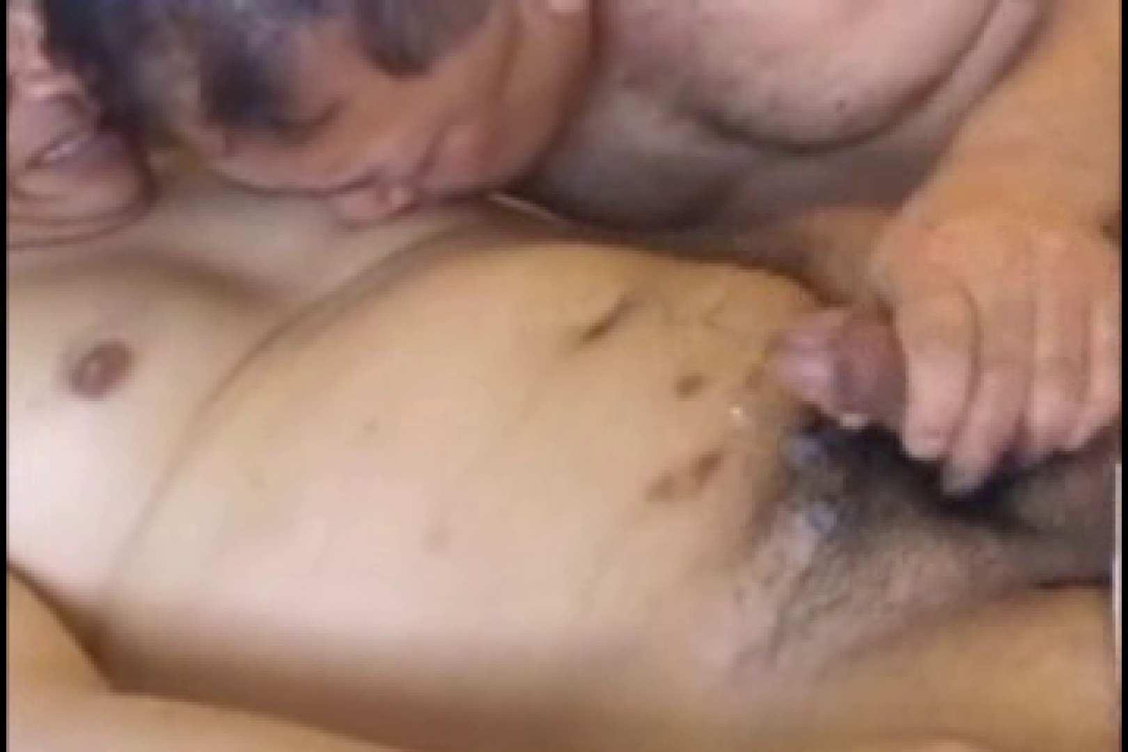 中年旦那の発情記 ゲイのオナニー映像   中年おじさん  99枚 73