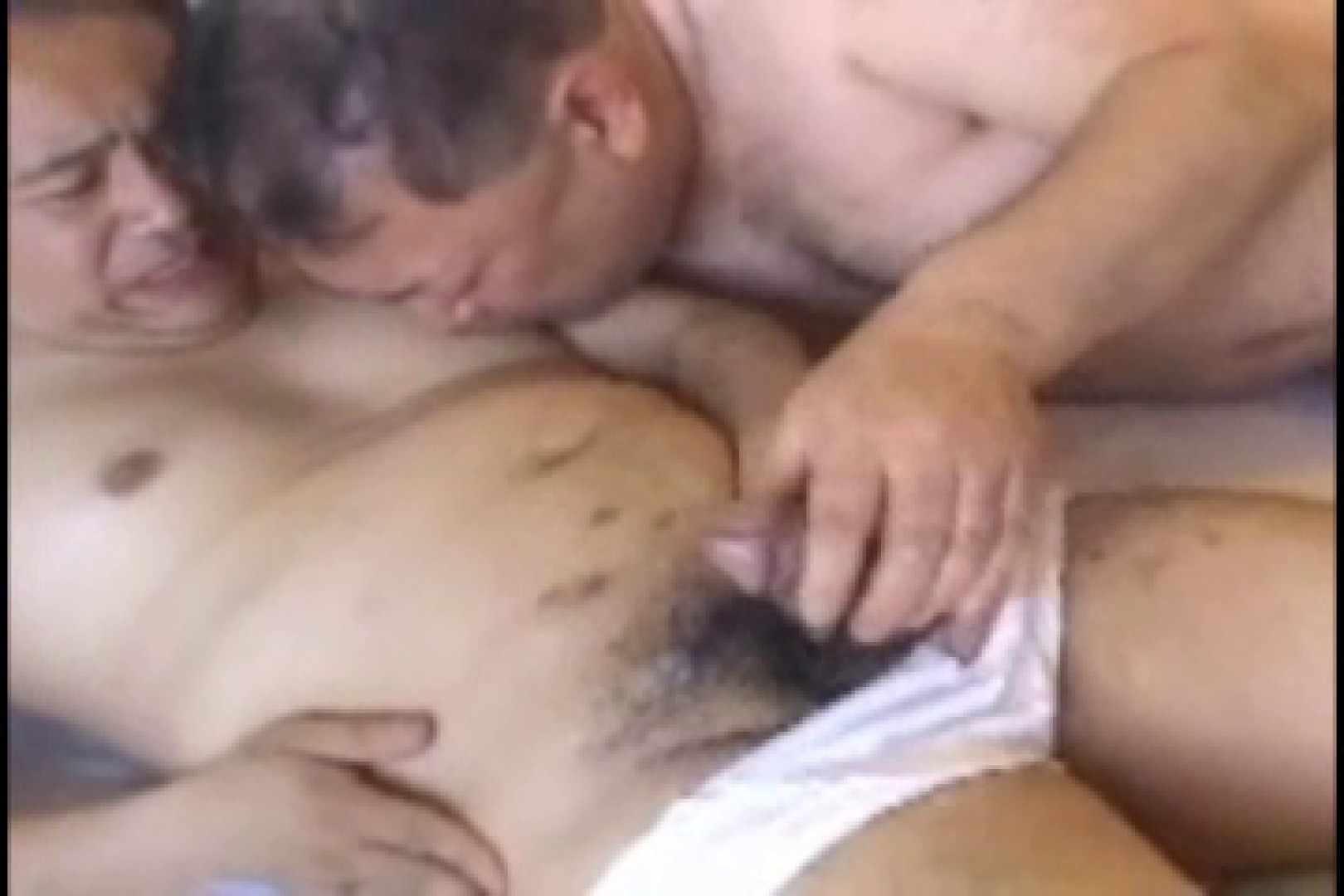 中年旦那の発情記 ゲイのオナニー映像   中年おじさん  99枚 76