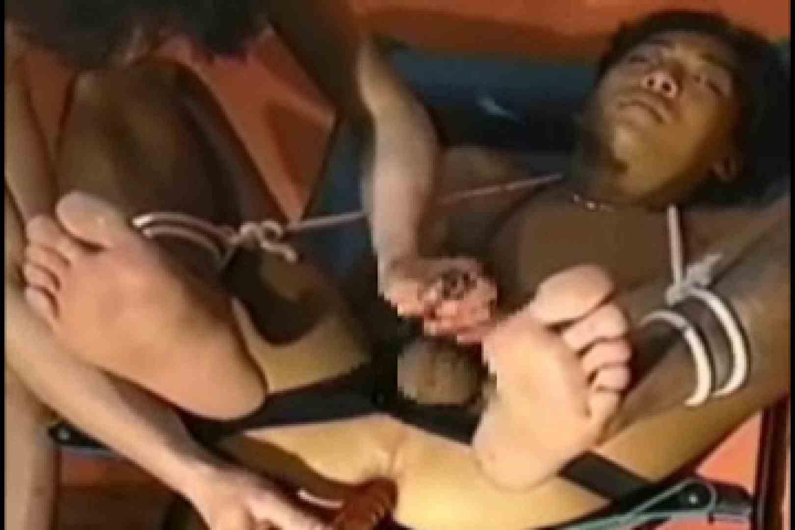 お手々縛ってソフト調教! イケメンたち ゲイセックス画像 92枚 20