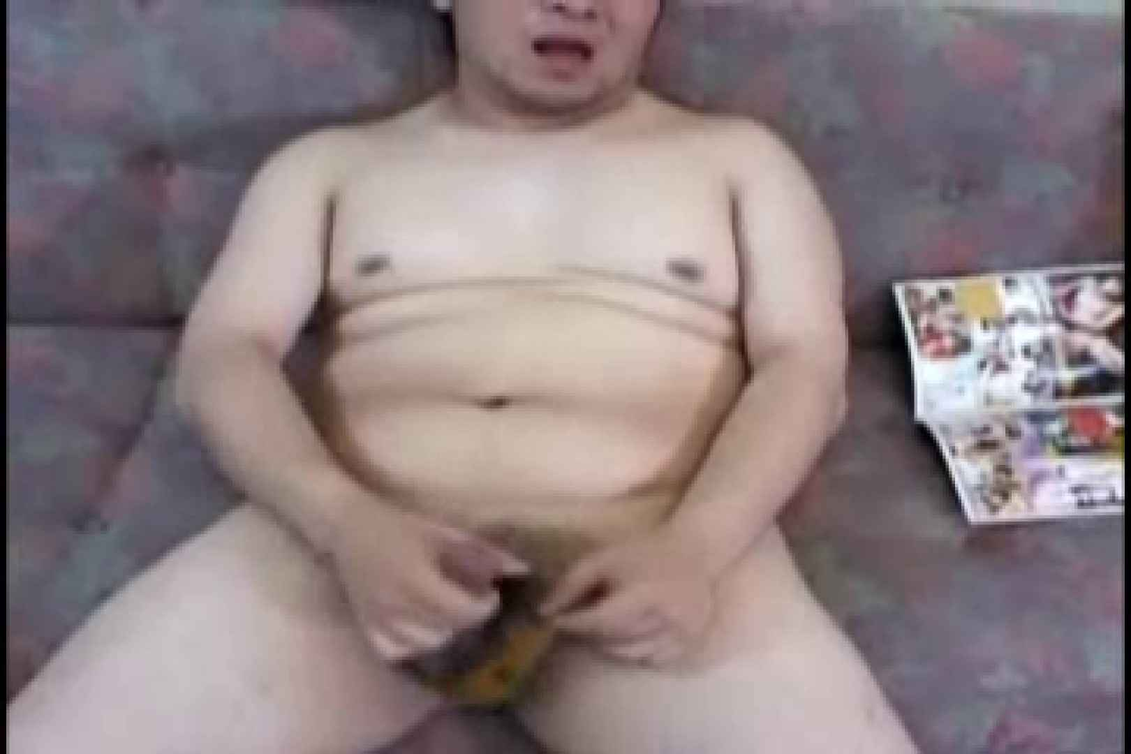 小太りボーイの孫の手オナニー シコシコ ゲイセックス画像 78枚 71