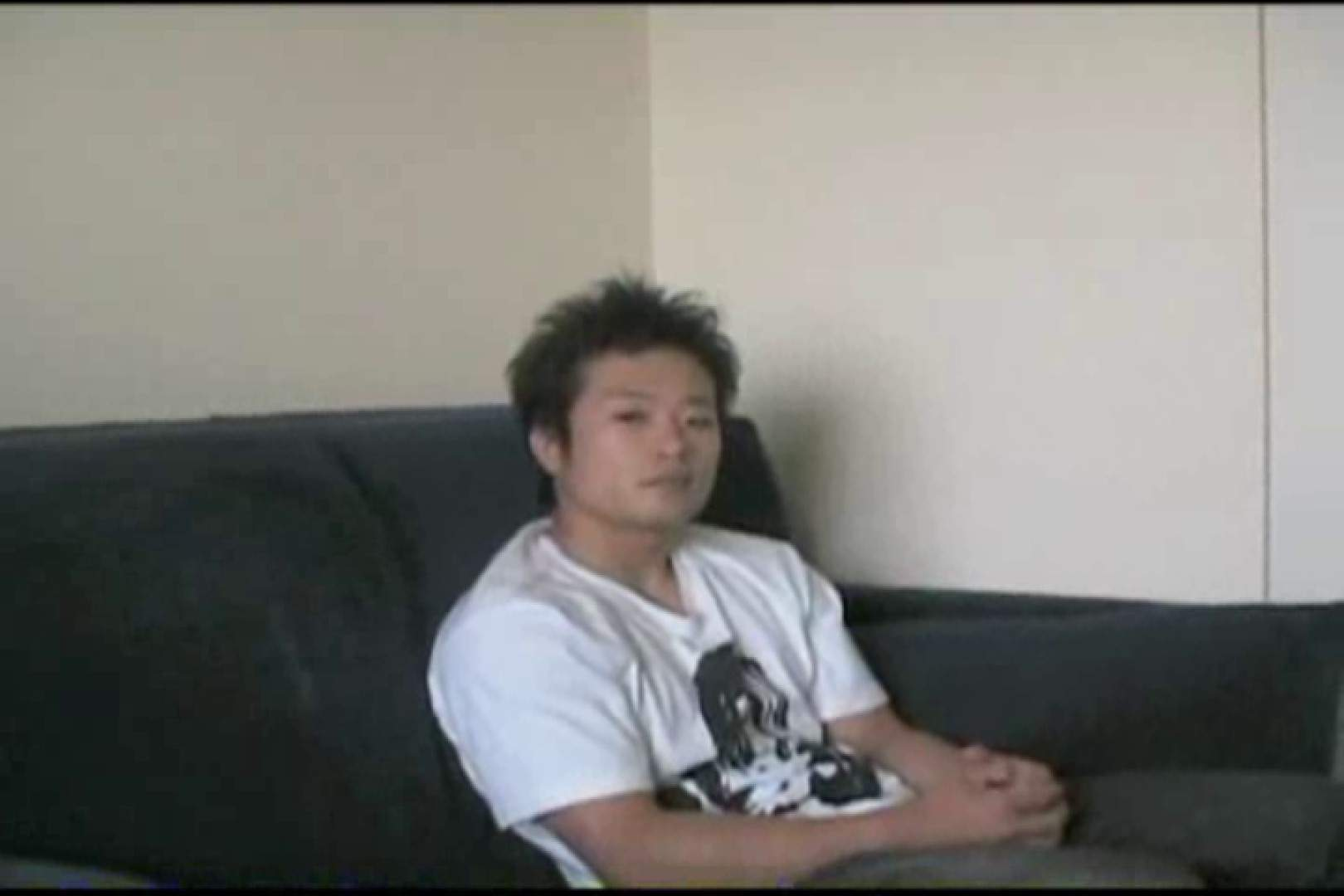 ガチ男子のバリ立ちティンコを手コキで昇天!! ガッチリ 男同士動画 85枚 4